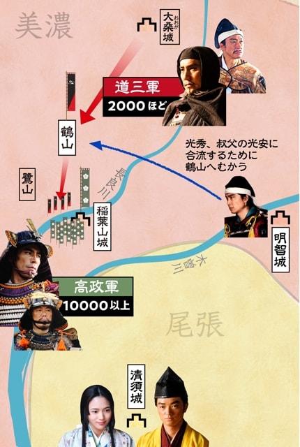 長良川 の 戦い