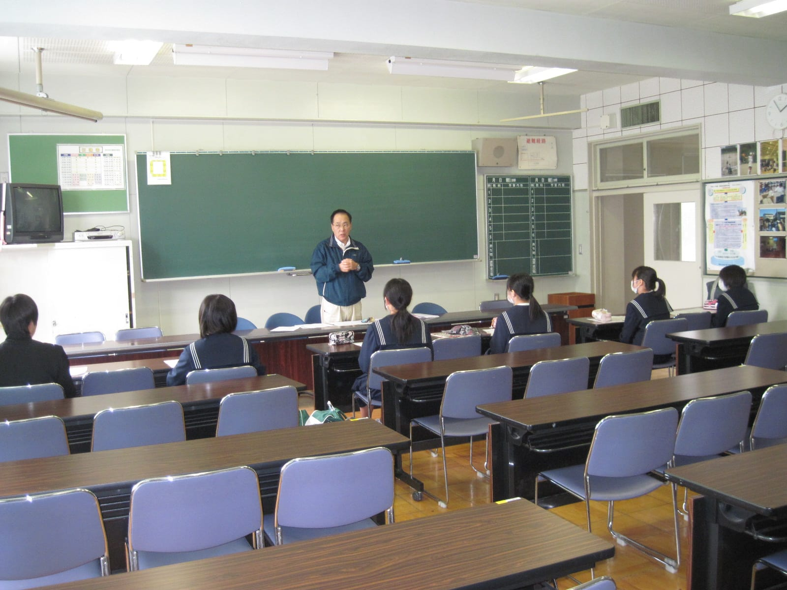 公立高校入学試験を目前にして - こんにちは!浜松市立曳馬 ...