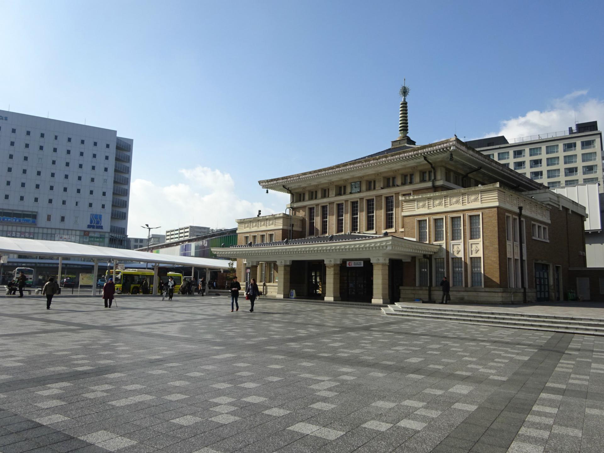 No.361 国鉄奈良駅の時代 - まち...