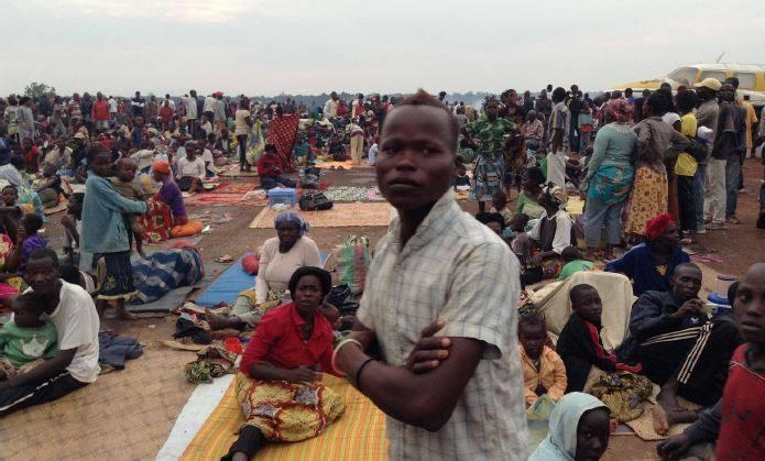 中央アフリカ共和国:医薬品など...