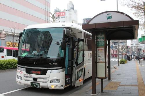 東京バス 赤羽・王子~羽田空港線 - バスターミナルなブログ