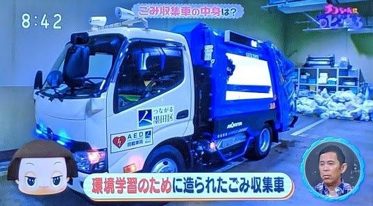 車 仕組み 収集 ゴミ