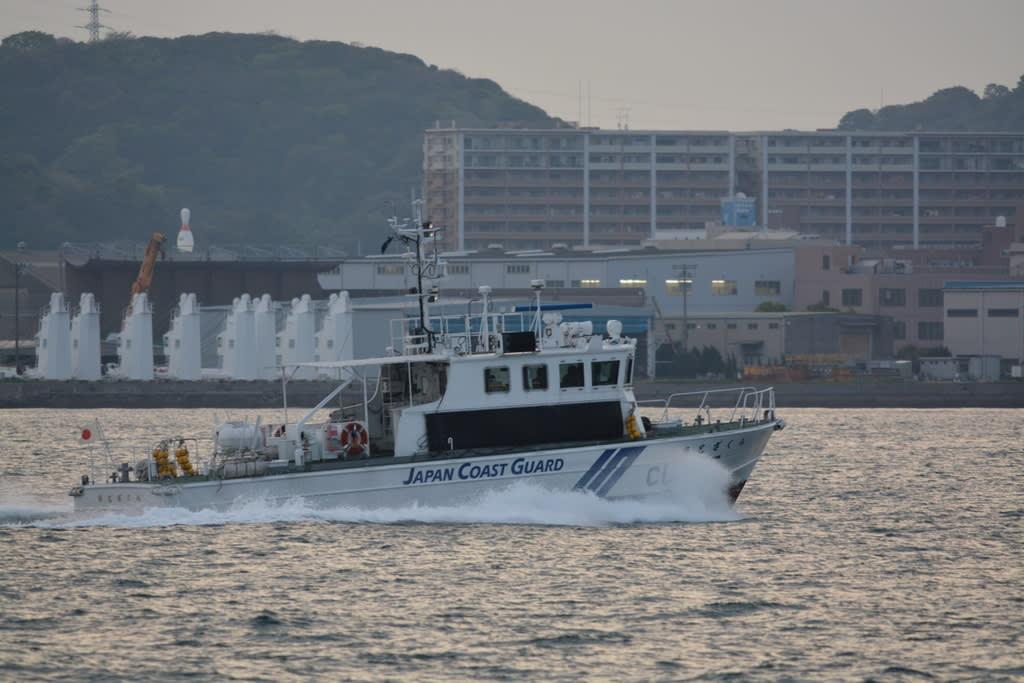 海上保安庁門司海上保安部CL145さとざくら - 船と飛行機と電車 ...