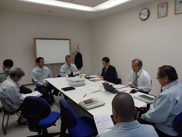 ISO9001:2015更新監査風景