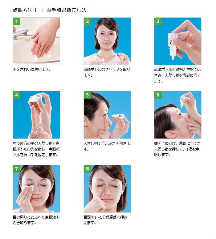 目薬 さ しかた 目薬の正しいさし方と保存方法!目をパチパチするのはNG!