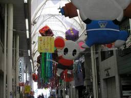 2008年銀座通りの七夕