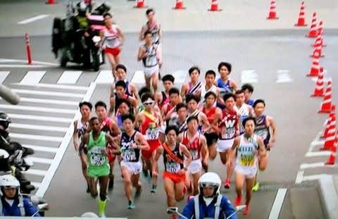 第50回 全日本大学駅伝対校選手...