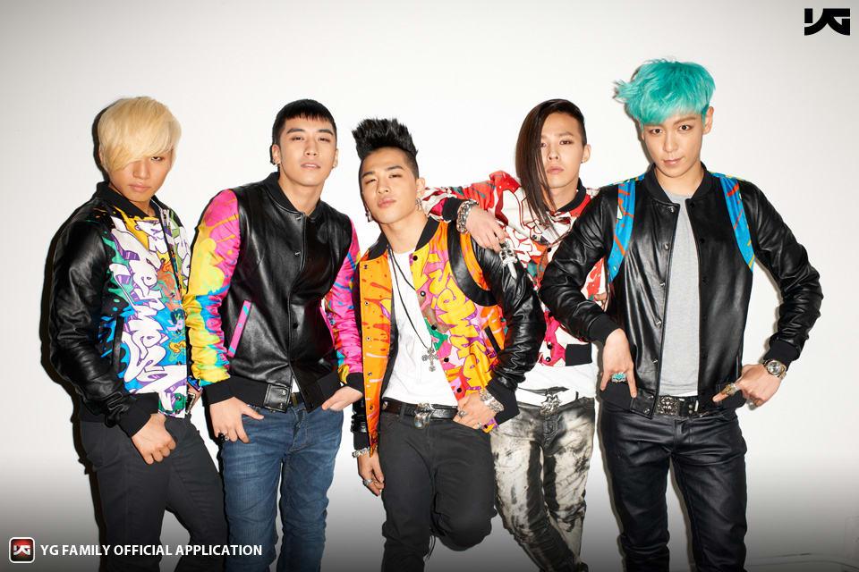 BIGBANG Photoshoot by Terry Richardson - BIGBANG! Check it