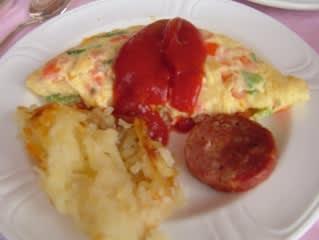 ハワイ4日目朝食3