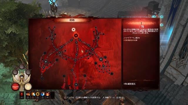 ハンマー chaosbane 攻略 ウォー