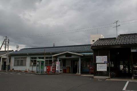 JR西日本 荒島駅 - 一日一駅