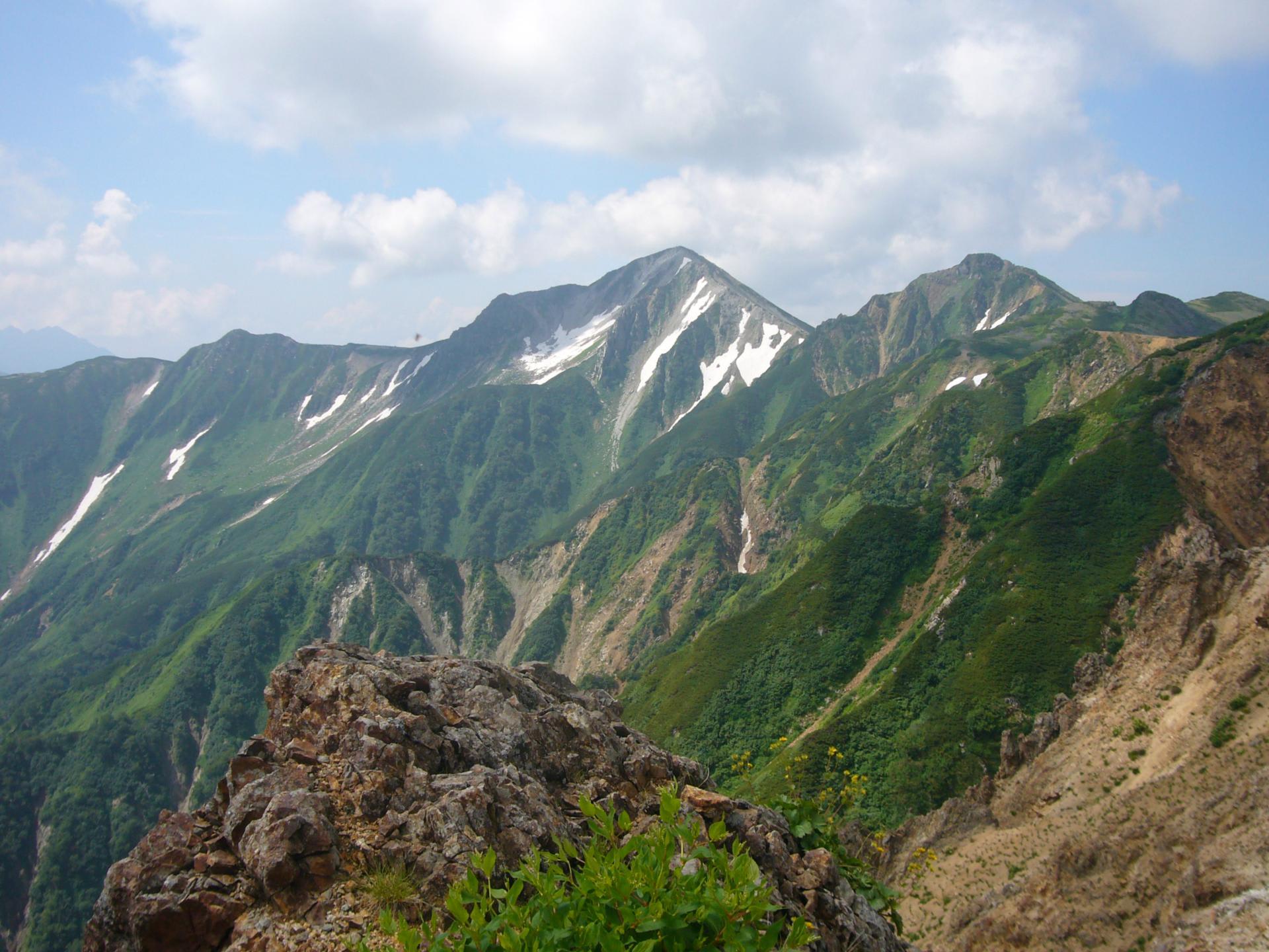 五郎 岳 野口 野口五郎岳|1泊2日で「裏銀座」の稜線を歩ける、いいとこ取りプランを紹介!|YAMA HACK