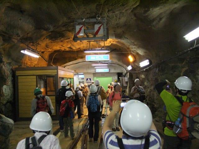 富山への夏旅行 その5「関西電力黒部ルート見学会:前編」 - みやしたの気まぐれblog