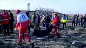 2020 01 09 イランのボーイング737墜落事故【保管記事】