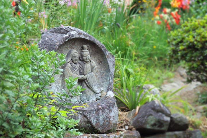 野倉の道祖神