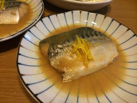 サバ の 味噌 煮 リメイク