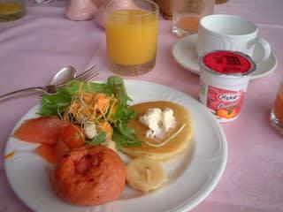 ハワイ4日目朝食4