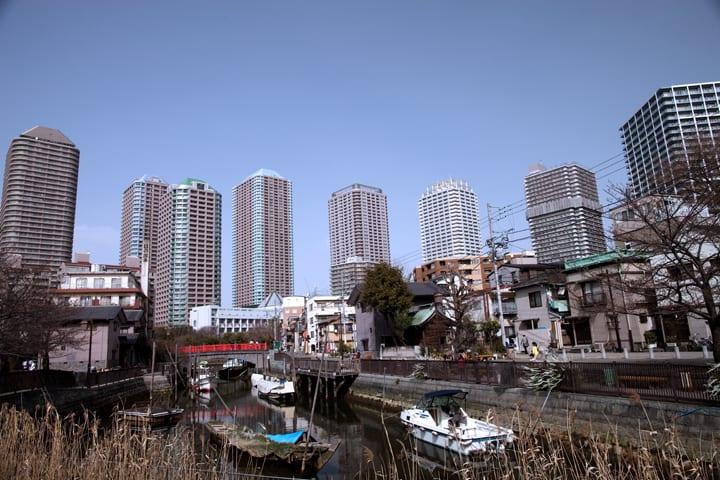 東京都中央区月島1丁目 - Yahoo!地図