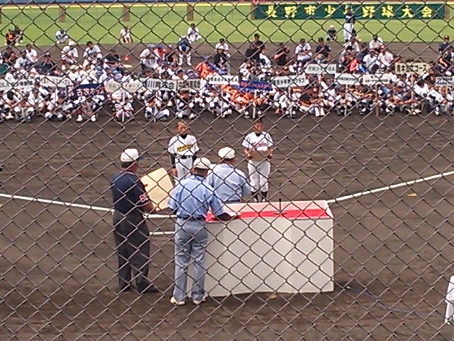 大会 少年 長野 市 野球