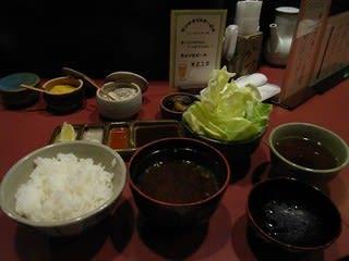 銀座のお値打ち串揚げランチ 『磯村』 《 銀座 in 東京 》 - takapyonaの美味的生活