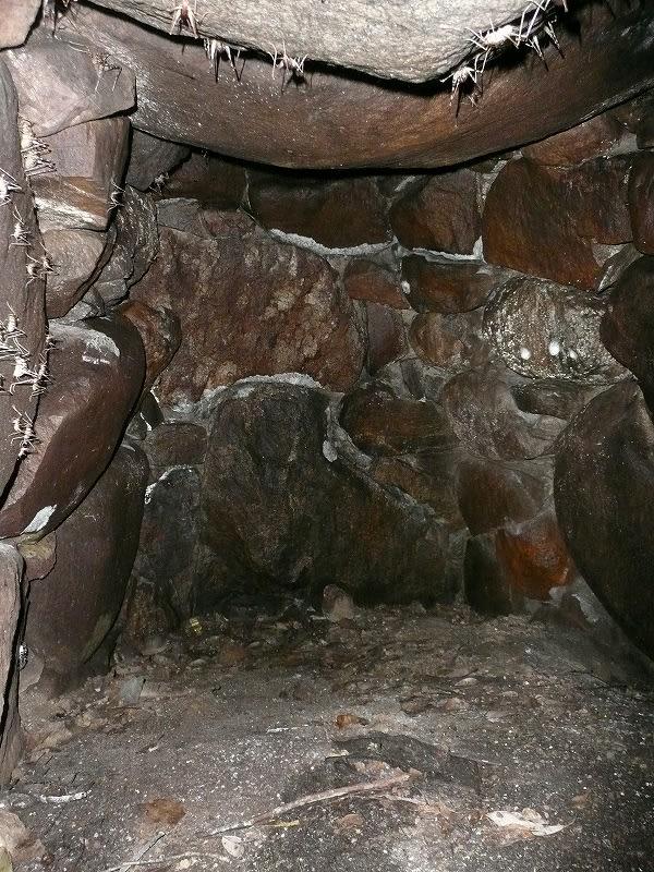 3号墳の石室