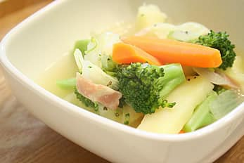 お野菜たっぷり♪