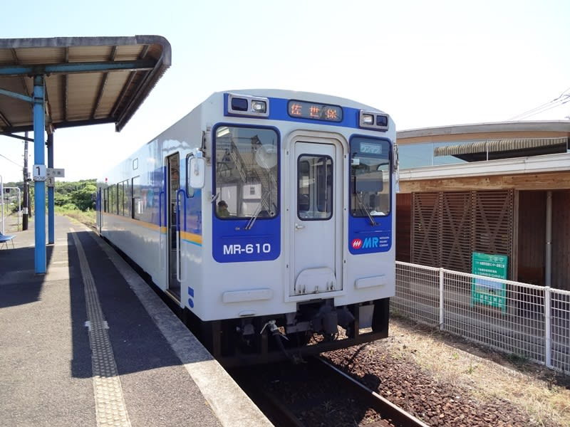 松浦 鉄道 運行 状況