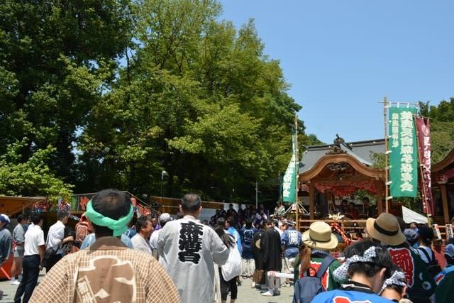 例大祭はいつが多いのか - 座間郷総鎮守 鈴鹿明神社ブログ「社務日記」
