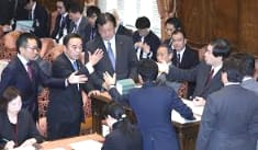 2020 02 18 野党、見えぬ国会戦術 衆院予算委【保管記事】
