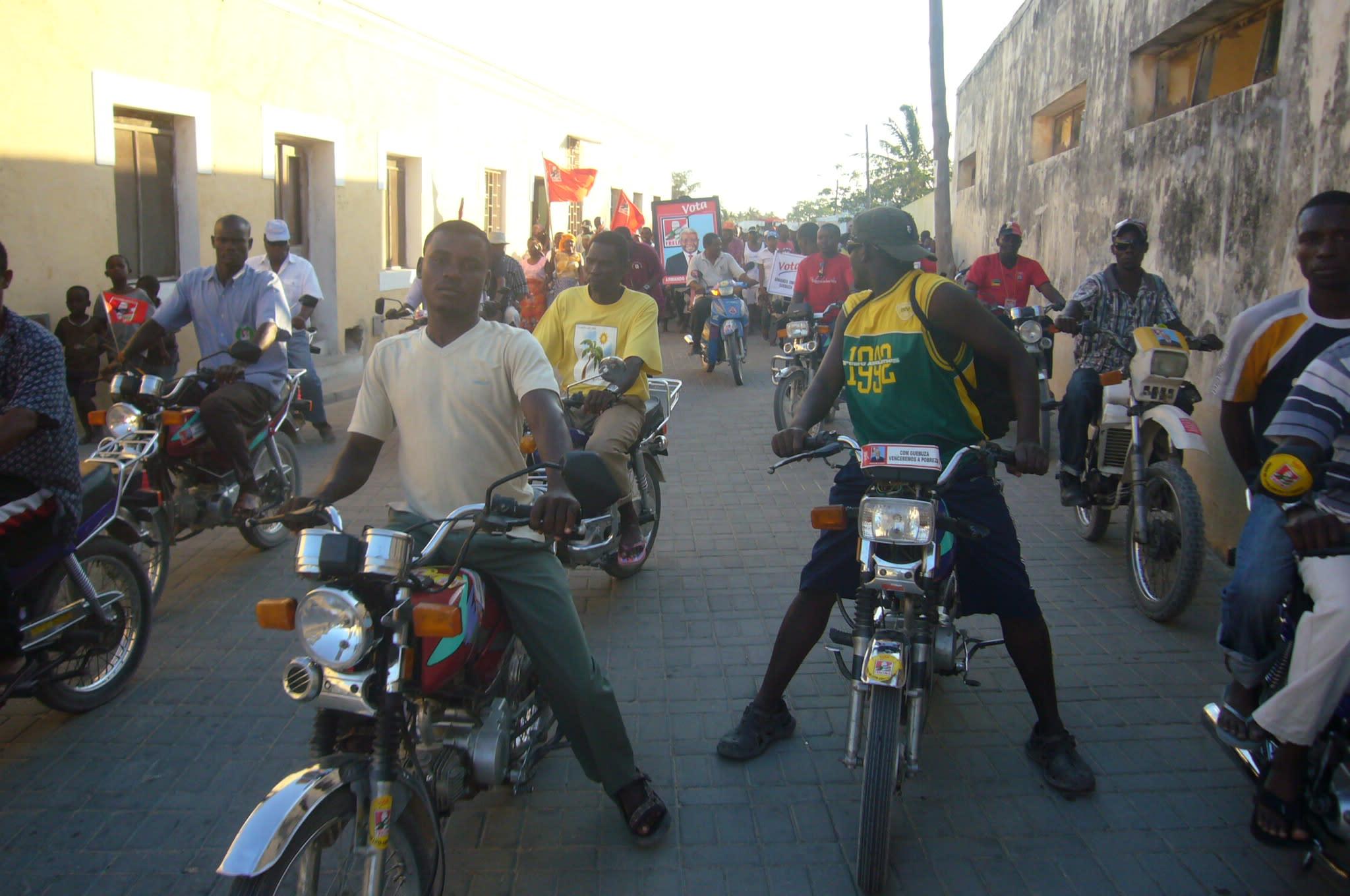 モザンビーク民族抵抗運動