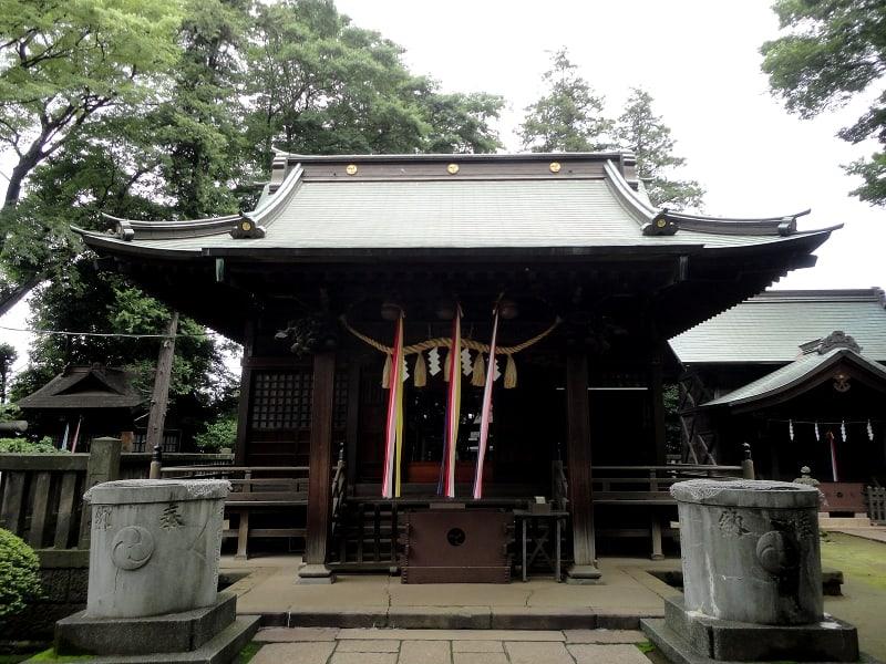 06月20日 氷川神社