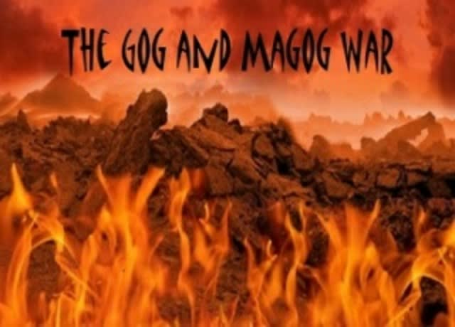 「ゴグ・マゴグ」の画像検索結果
