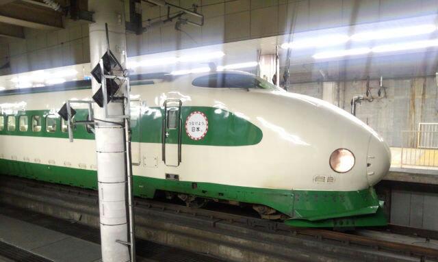 1月26日(  土)から大幅運用減の200  系新幹線