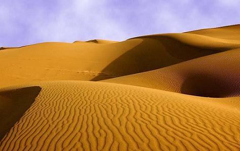 化 原因 砂漠