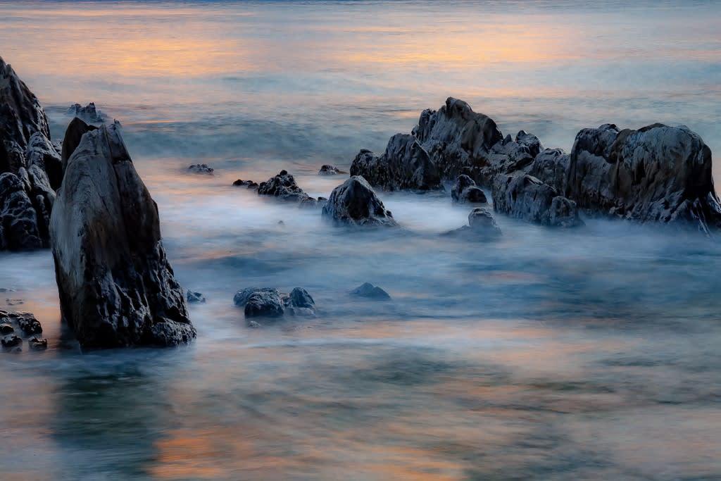根本海岸の写真