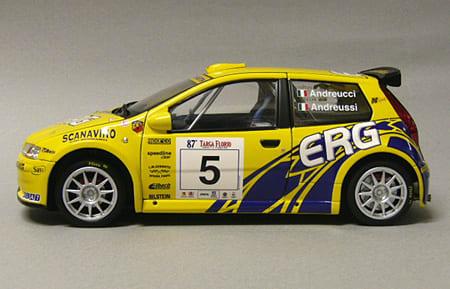 2003 Fiat Punto Rally 5