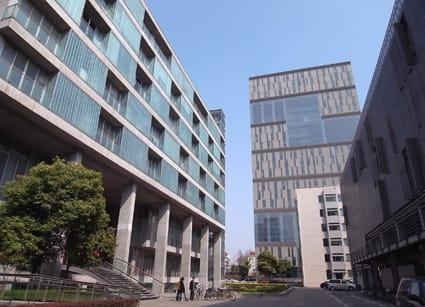 小春日和の同済大学 - M Y life