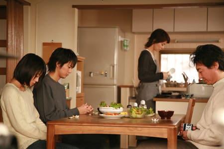 映画「幸福な食卓」をBS録画で観...