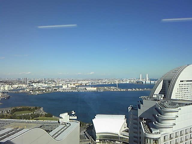 今日は良い天気!