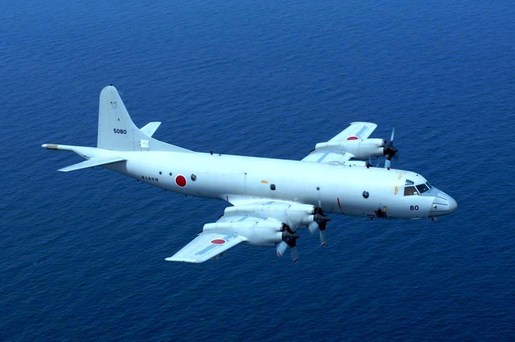 P-3 哨戒機【軍装備】