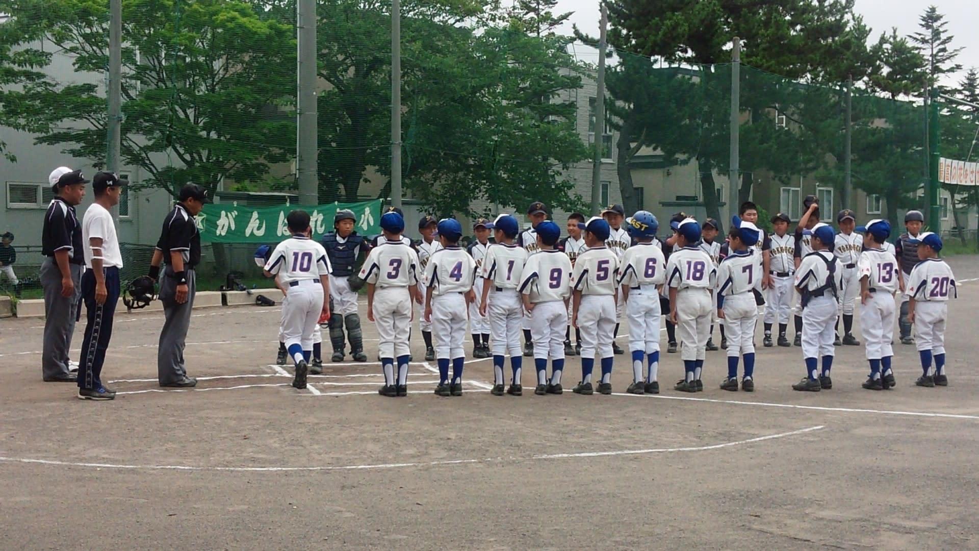 スポーツ少年団 vs 横内小クラブ...