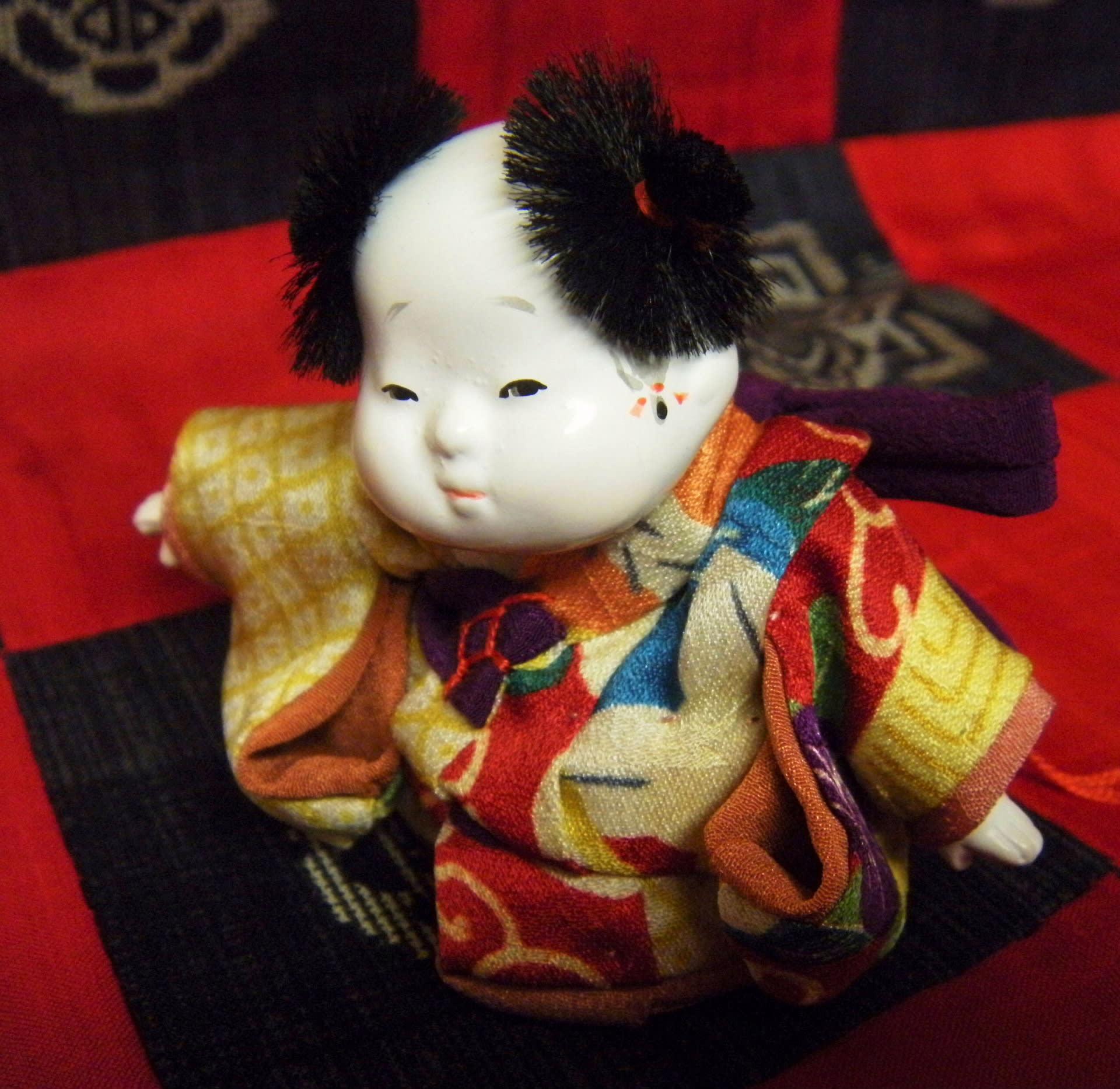 吉野光宝の御所人形 - つれづれ...