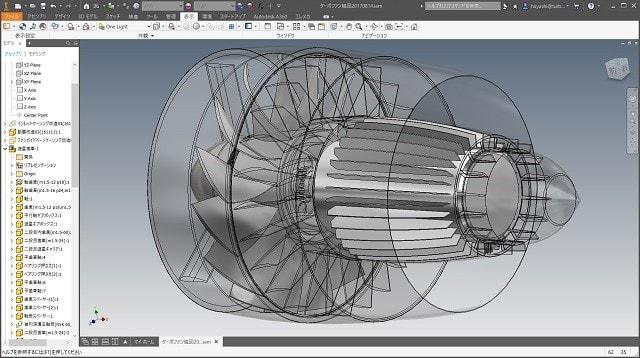 流体機械設計と流体解析シミュレーション