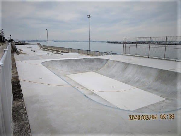 碧南 スケート ボード パーク