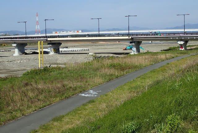 日野 橋 開通