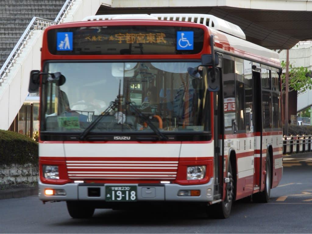 東野交通に導入された新型エルガ...