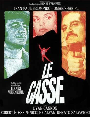 Le_casse_poster