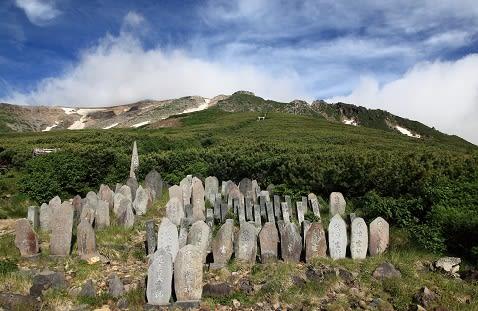 山岳信仰の山 御嶽山(2) - ミャオの家より