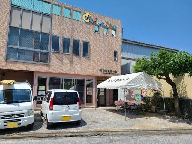 高知県で新築を建てているサンブランドハウス高知西店の様子です