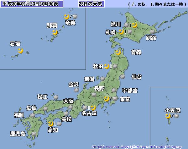 天気 10 徳島 日間